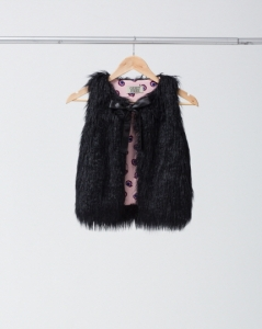 KIDS_FAUX FUR VEST