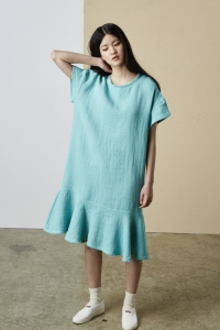 [SOLD OUT]EMERALD GREEN DRESS