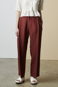 [SOLD OUT]RUST TROUSERS