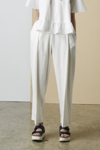 [SOLD OUT]WHITE TROUSERS