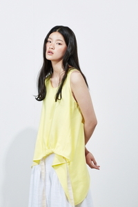 [SOLD OUT]YELLOW TOP