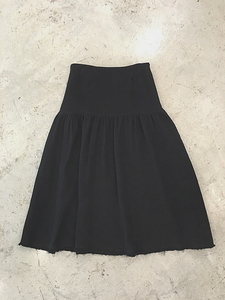 [SOLD OUT]BLACK SKIRT