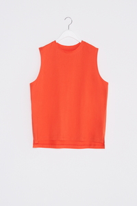 [3차리오더]SLEEVELESS JERSEY T-SHIRTS(2 COLOR)