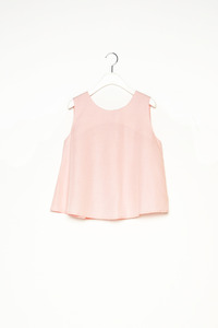 [2차 리오더]PINK SLEEVELESS TOP