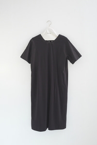 [1차 리오더]SHIRTS MIX JERSEY DRESS