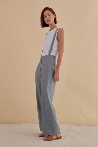 SUSPENDER TROUSERS